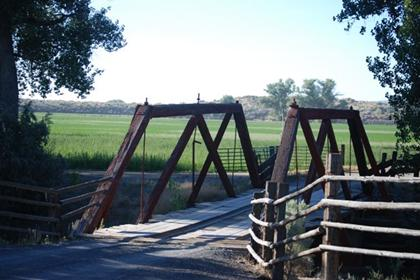 Farm Bridge