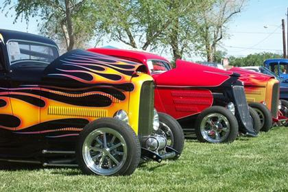 Hurricams Car Show