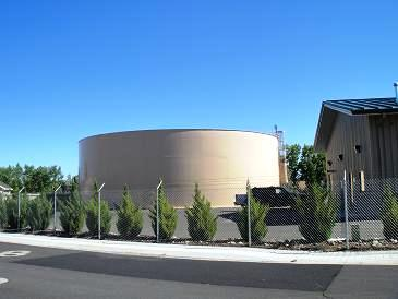 Sand Creek Water Treament Facility