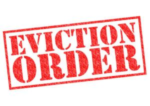 related eviction terms in a cluster